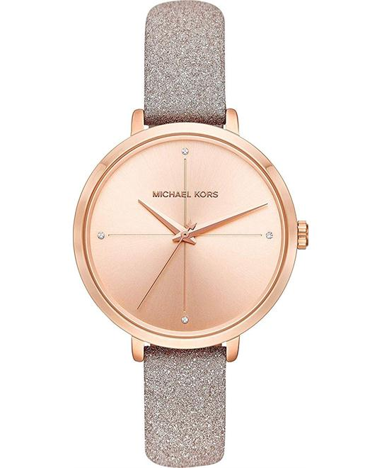Michael Kors Charley Rose Gold-Tone Watch 38mm