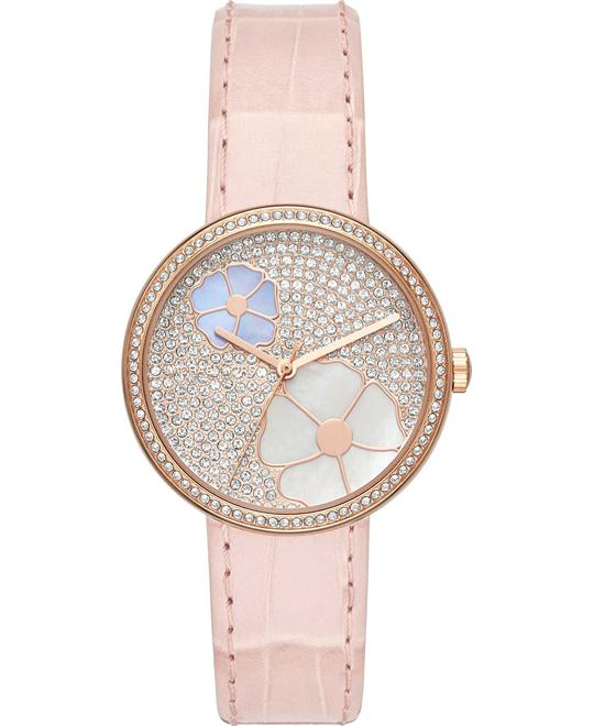 đồng hồ Michael Kors Courtney Rose Gold Watch 36mm