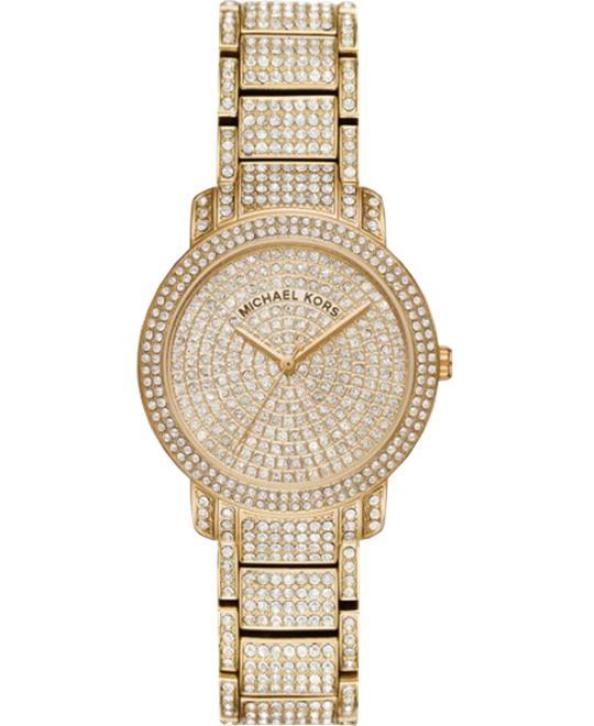 đồng hồ nữ Michael Kors Darci Pavé Watch 33mm
