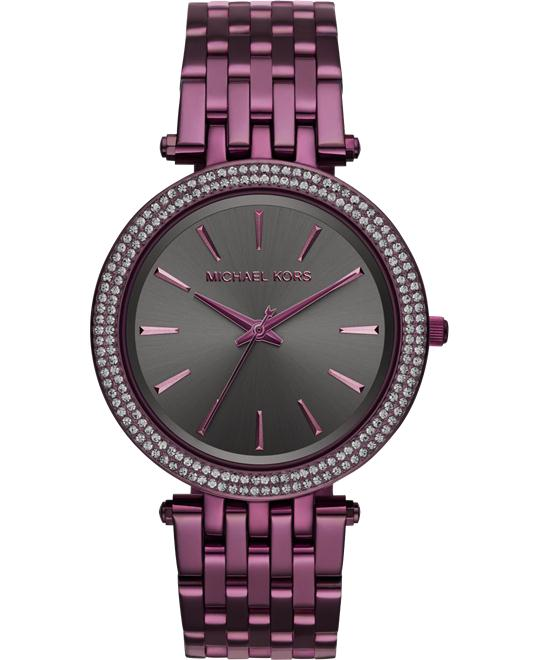 Michael Kors Darci Plum Limited Edition 39mm