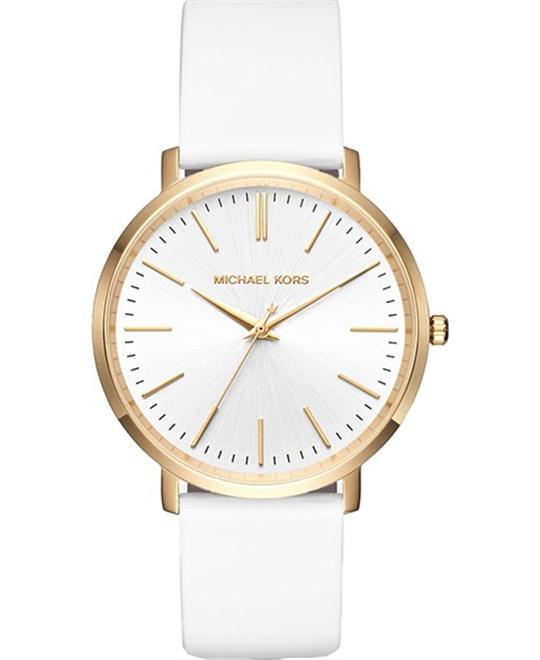Michael Kors Jaryn Silicone Watch 41.5mm