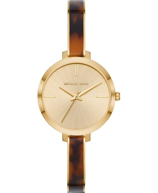 Michael Kors Jaryn Three-Hand Watch 36mm