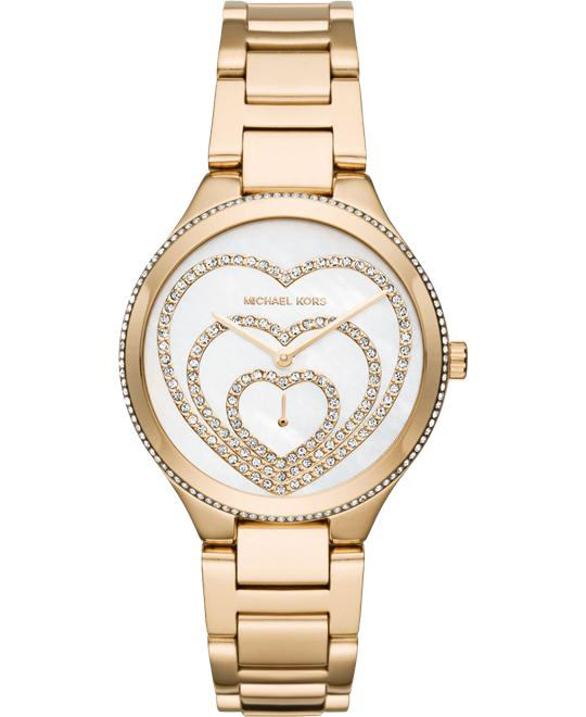 Michael Kors Lainey Pavé Watch 36mm
