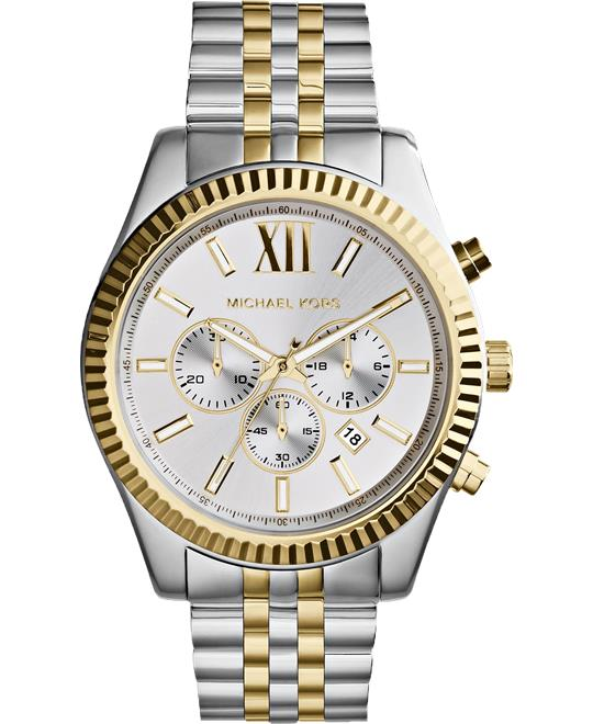 Michael Kors Lexington Men's Watch 45mm