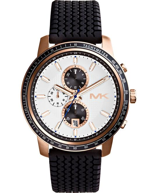 Michael Kors Granger Black Men's Watch 45mm