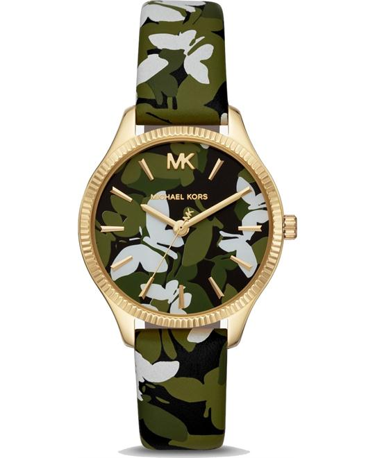Michael Kors Lexington Mini Butterfly Watch 36mm