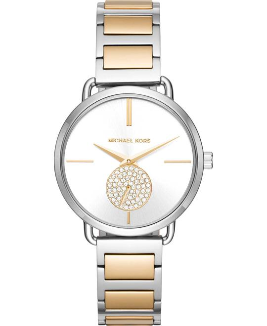 Michael Kors  Portia Two-Hand  Watch 36.5mm