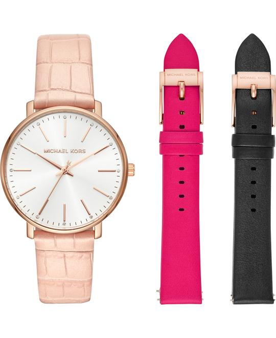 Michael Kors Pyper Watch Set 38mm