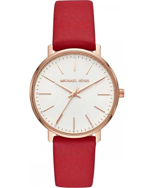 Michael Kors Pyper Red Watch 38mm