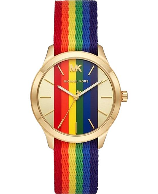 Michael Kors Runway Rainbow Watch 38mm