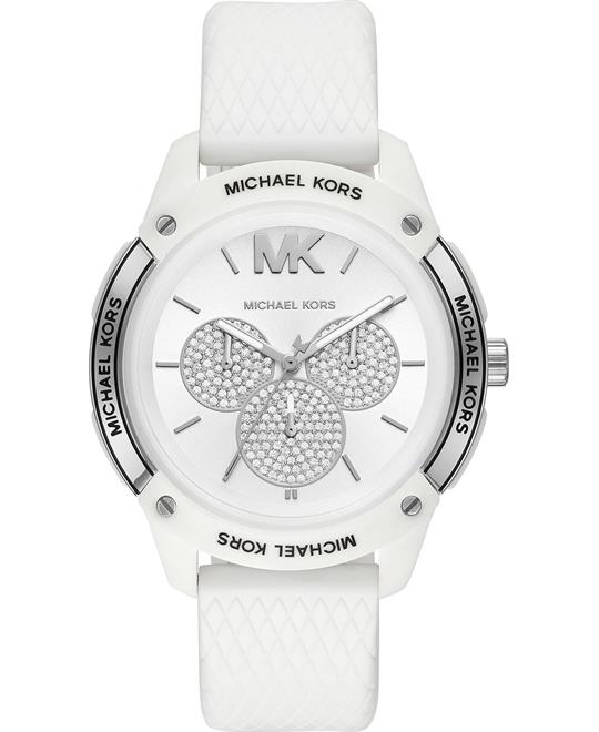 Michael Kors Ryder Silicone Watch 44mm