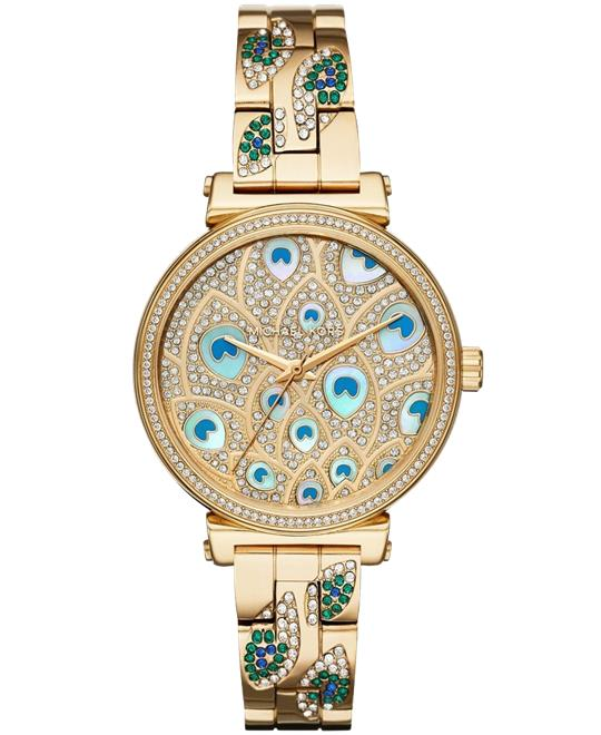 Michael Kors Sofie Mini Pavé Watch 36mm