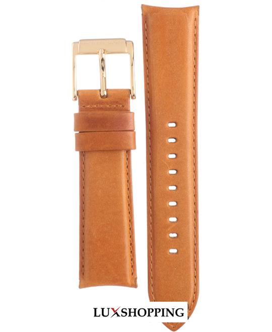 Michael Kors Straps MK2251 Brown Leather Strap 22mm