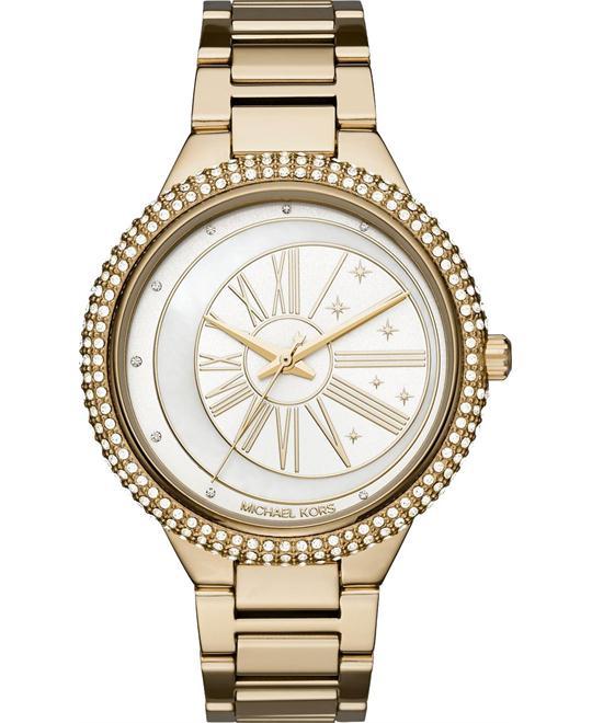 Michael Kors Taryn Gold-Tone Watch 40mm