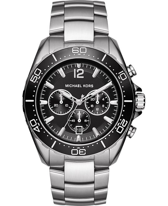 Michael Kors Windward Chronograph Watch 45mm