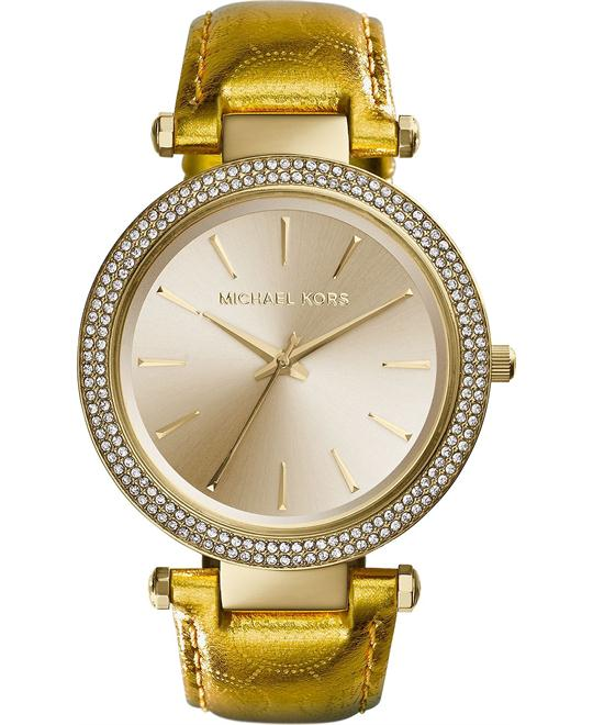 Michael Kors Darci Metallic Watch 39mm