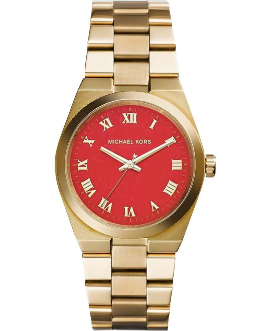 Michael Kors Channing Red Watch 38mm
