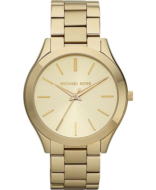 Michael Kors Runway Slim Unisex Watch 42mm