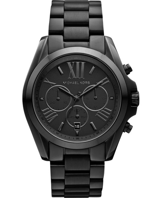 Michael Kors Bradshaw Black Watch 43mm