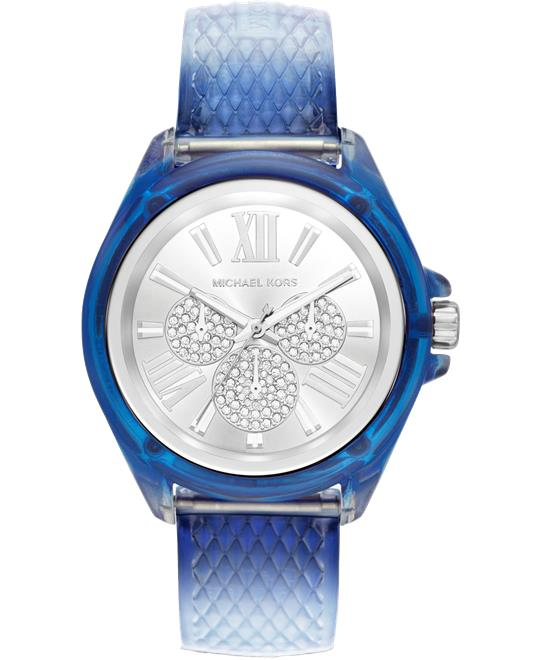 Michael Kors Wren Embossed Watch 42mm