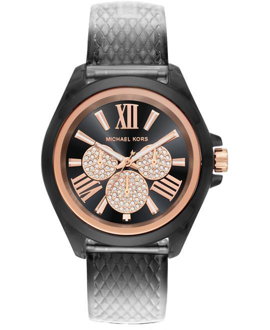 đồng hồ Michael Kors Wren Embossed Watch 42mm