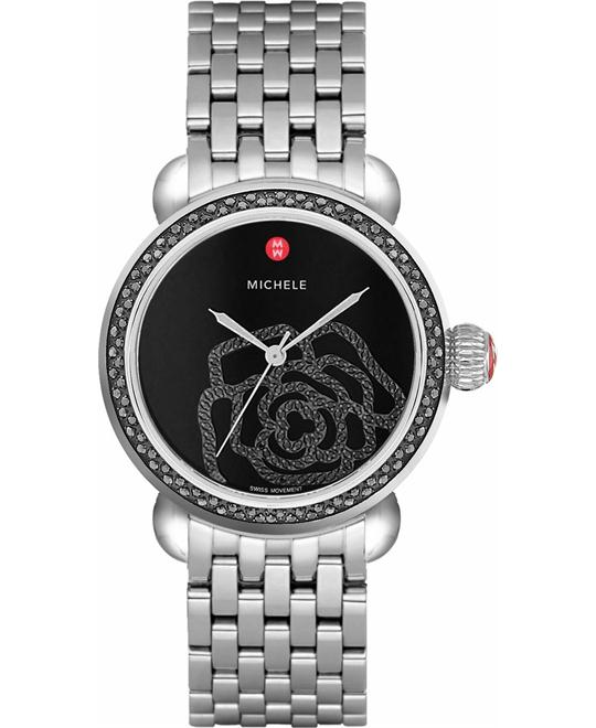 Michele CSX Diamond Watch 36mm