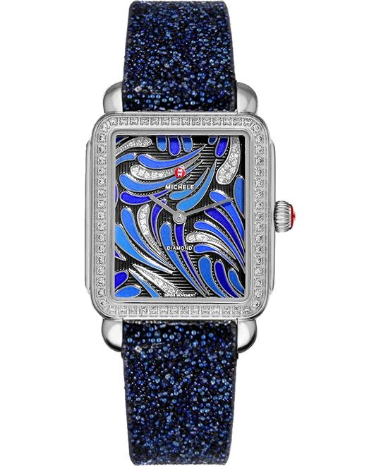 đồng hồ Michele Deco II Bijoux Diamond Ladies Watch 30mm