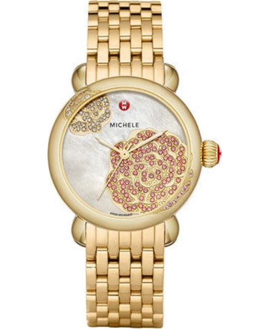 MICHELE Jardin CSX Ladies Watch 36mm