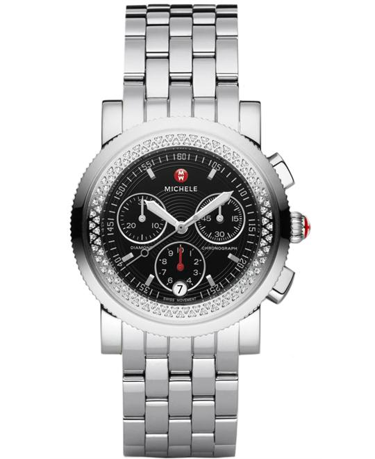 Michele Sport Sail Ladies Watch 38mm