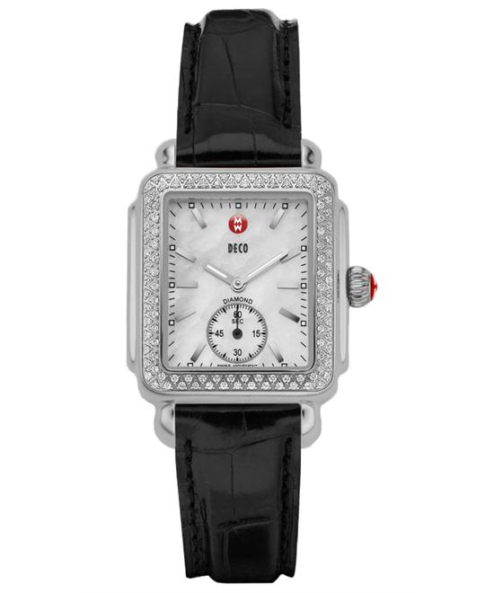 Michile Deco Mid Diamond Watch 29*31mm