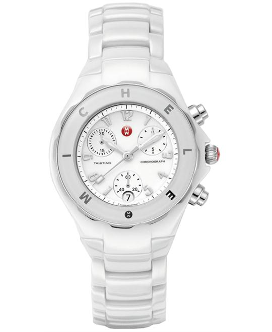Michele Ladies Tahitian Collection Ceramic 35mm