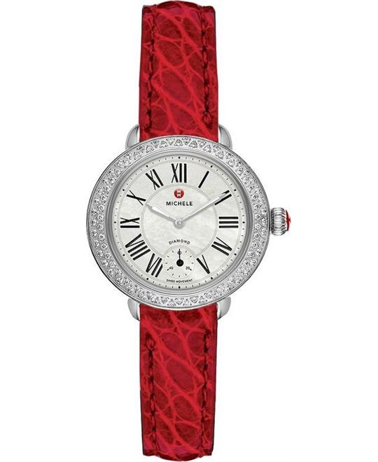 Michele Serein 12 Women's Watch 28mm