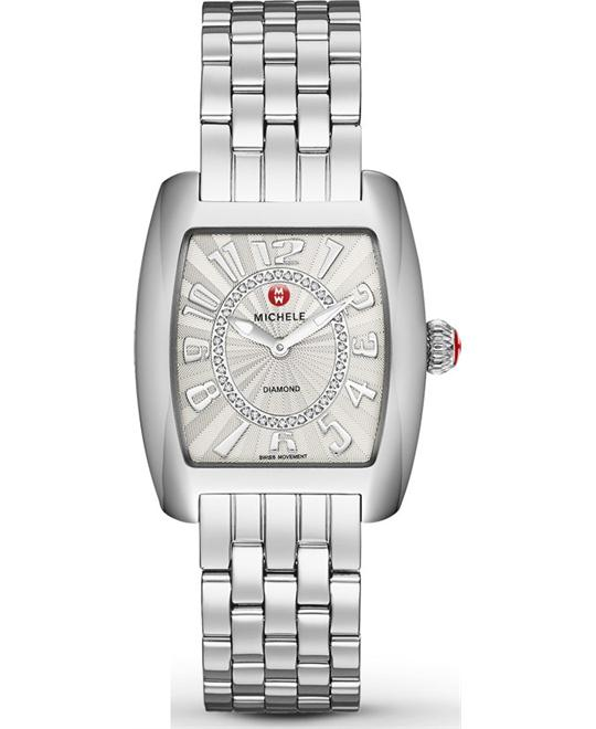 đồng hồ Michele Urban Mini Diamond Watch 29 x 31mm
