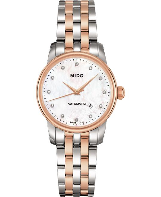 MIDO BARONCELLI II M7600.9.69.1 DIAMOND 29MM