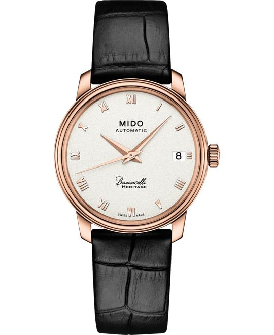 MIDO BARONCELLI III M027.207.36.013.00 WATCH 33MM