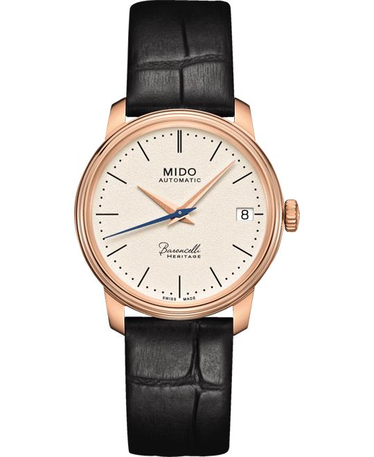 MIDO BARONCELLI III M027.207.36.260.00 WATCH 34MM