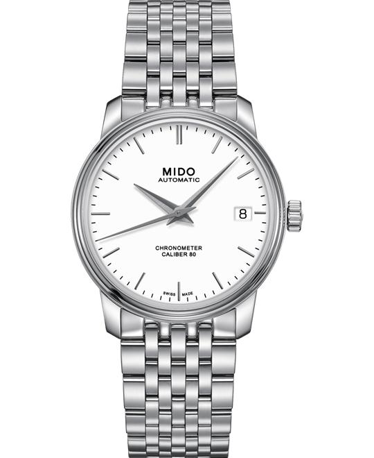 MIDO BARONCELLI III M027.208.11.011.00 WATCH 34MM