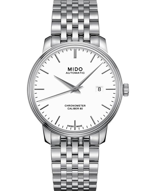 MIDO BARONCELLI III M027.408.11.011.00 WATCH 40MM