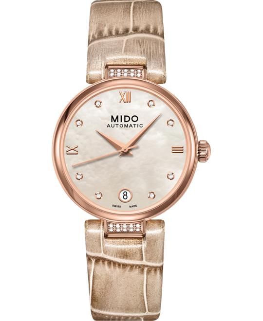 MIDO BARONCELLI M022.207.66.116.12 AUTOMATIC 33MM
