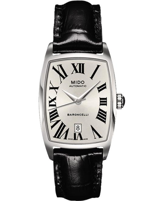 MIDO BARONCELLI TONNEAU M003.107.16.033.00 WATCH 23.5MM