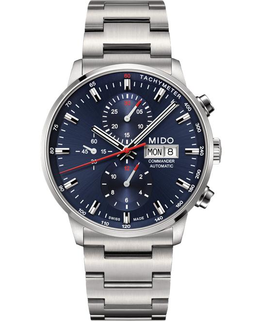 đồng hồ MIDO COMMANDER II M016.414.11.041.00 WATCH 42.5MM