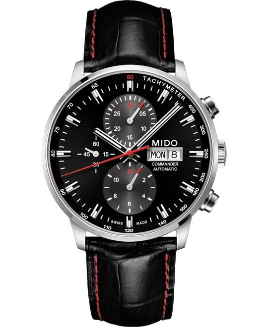 đồng hồ MIDO COMMANDER II M016.414.16.051.00 WATCH 42.5MM
