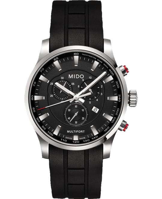 MIDO MULTIFORT II M005.417.17.051.20 WATCH 42MM