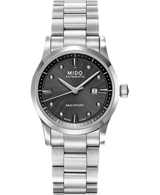 MIDO MULTIFORT M005.007.11.066.00 WATCH 31MM