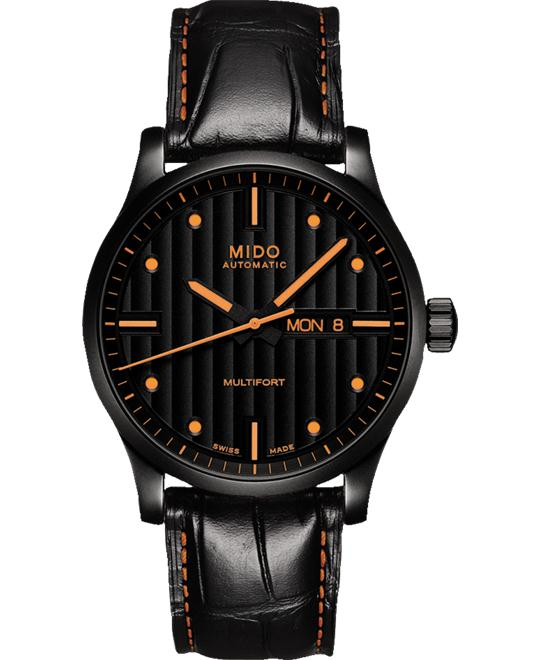 MIDO MULTIFORT M005.430.36.051.80 WATCH 42MM