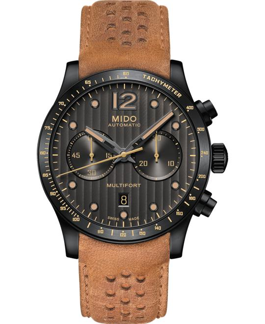 đồng hồ MIDO MULTIFORT M025.627.36.061.10 WATCH 44MM