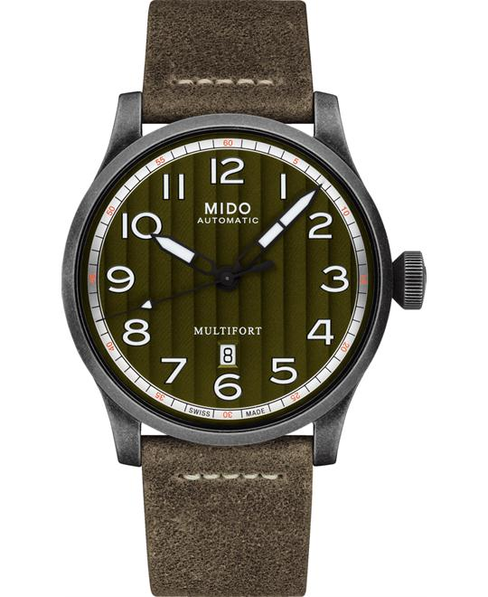 MIDO MULTIFORT M032.607.36.090.00 44MM
