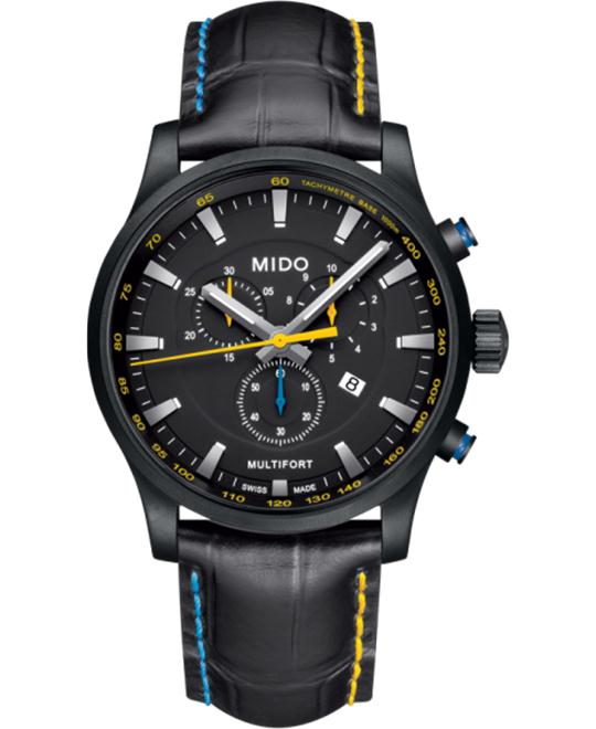 MIDO MULTIFORT WESTWOOD M005.417.36.051.30 LIMITED 42MM