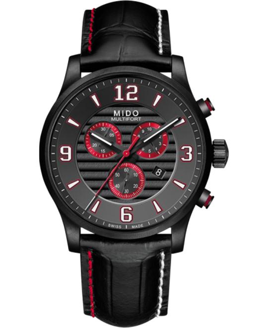 MIDO MULTIFORT M005.417.36.051.50 LIMITED 42MM