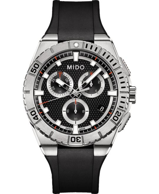 MIDO OCEAN STAR M023.417.17.051.00 WATCH 44MM